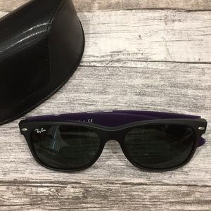 Ray-Ban RB 2132 New Wayfarer Custom Sunglasses